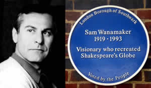 Sam Wanamaker Sam Wanamaker