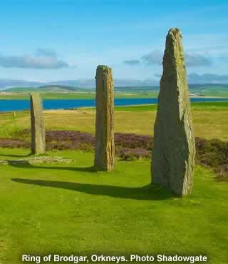 orkney islands sights